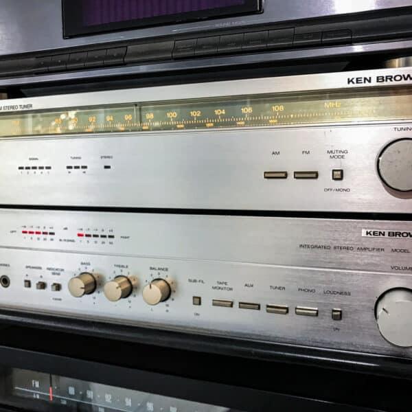 amplificador ken brown s33a cordoba argentina